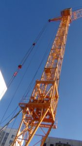 Продается башенный  кран КБ-405.1А, 2014г.в,